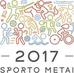 Sporto metai 2017