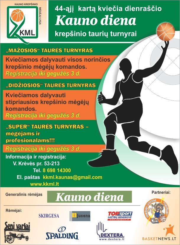 Kauno diena 2015
