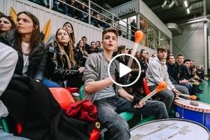 Triukšmo, emocijų ir gražių vaizdų BLM čempionato finale netrūko - pamatykit! (VIDEO)