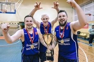 Kauno krepšinio mėgėjų lygos 2018-2019 m. sezoną vainikavo net 25 sužaisti finalai!