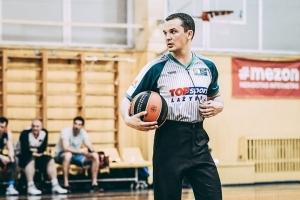 Kauno krepšinio teisėjų mokykla kviečia mokytis teisėjauti!