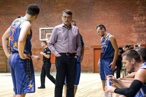 """Finalo ketverto vertas komandas įvardinęs """"Kauno tiltų"""" vadovas neabejojo ir savo ekipos pajėgumu"""