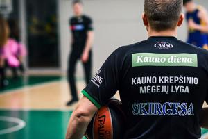 KKML čempionatas laikinai stabdomas