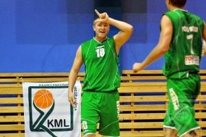 """""""Sporto manijos"""" krepšininkai """"Perkūno"""" Didžiosios taurės finale neleido suabejoti jų pergale"""