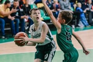 """KM """"Žalgiris""""-Vakarai kovoje dėl bronzos palaužė Jasikevičiaus vedamus NKA 2010 II berniukus"""