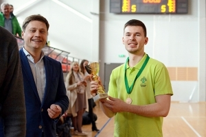 Vieningas Kaunas – bronzinė 2017 m. Bendruomenių lygos komanda