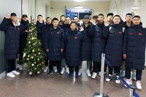 Į Lietuvą atvykę kinai pradės C ir B lygų kovas: laukia įtemptas dviejų mėnesių tvarkaraštis