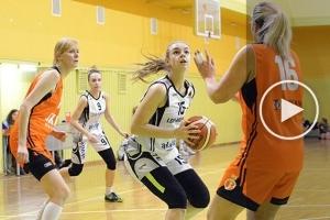 LSU Kaunas krepšininkės atlaikė SKK šturmą