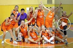 KKML Moterų lygos finale triumfavo čempionių charakterį parodžiusios SKK krepšinio veteranės