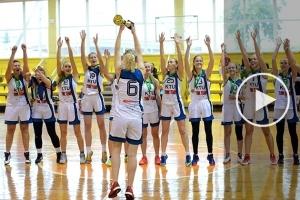 Moterų lygos bronzos medaliais pasidabino KTU merginos
