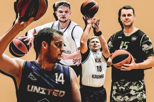 TOP 10: Geriausi šio sezono visų lygų žaidėjai ir kiti lyderiai